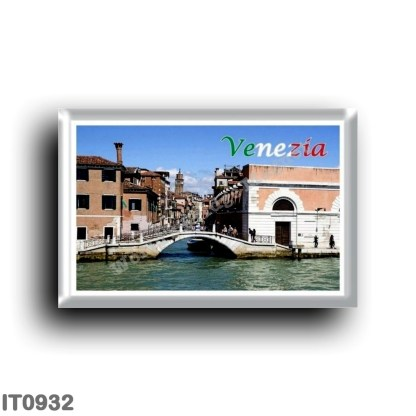 IT0932 Europe - Italy - Venice - Ponte de Ca Bala