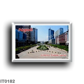 IT0182 Europe - Italy - Campania - Naples - Financial Center
