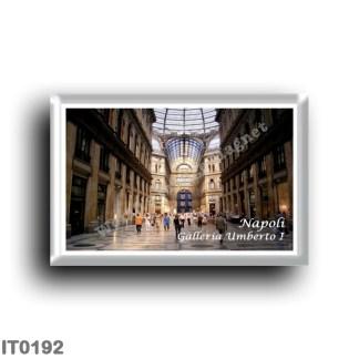 IT0192 Europe - Italy - Campania - Naples - Umberto I Gallery
