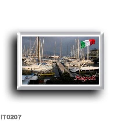 IT0207 Europe - Italy - Campania - Naples - Porto