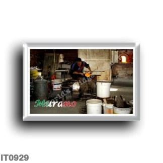 IT0929 Europe - Italy - Venice - Murano furnace