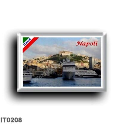 IT0208 Europe - Italy - Campania - Naples - Porto