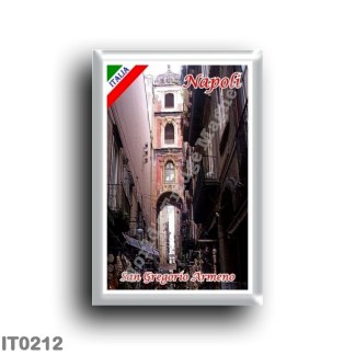 IT0212 Europe - Italy - Campania - Naples - San Gregorio Armeno