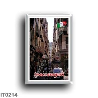 IT0214 Europe - Italy - Campania - Naples - Spaccanapoli
