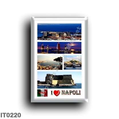 IT0220 Europe - Italy - Campania - Naples - I Love