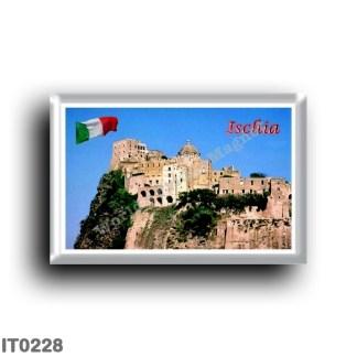 IT0228 Europe - Italy - Campania - Ischia Island - Aragonese Castle