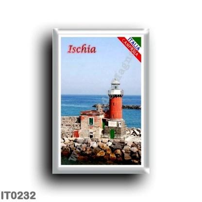 IT0232 Europe - Italy - Campania - Ischia Island - Faro
