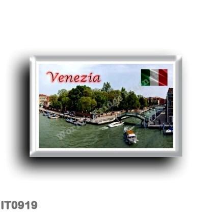 IT0919 Europe - Italy - Venice - Rio Novo - Papadopoli Gardens