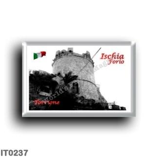IT0237 Europe - Italy - Campania - Ischia Island - Forio - Il Torrione