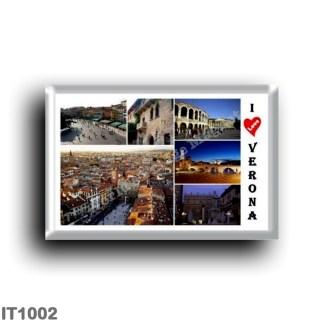 IT1002 Europe - Italy - Veneto - Verona - I Love