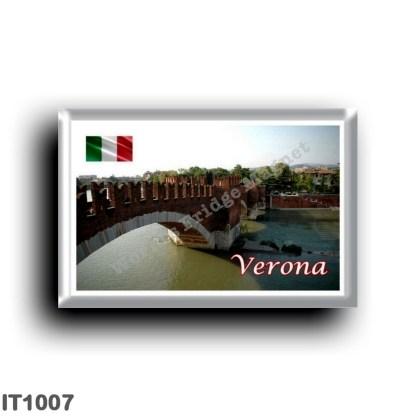 IT1007 Europe - Italy - Veneto - Verona - Ponte Scaligero