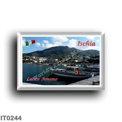 IT0244 Europe - Italy - Campania - Ischia Island - Lacco Ameno - Lungomare