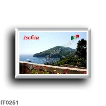 IT0251 Europe - Italy - Campania - Ischia Island - Panorama Coast