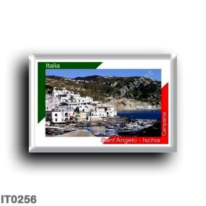 IT0256 Europe - Italy - Campania - Ischia Island - Sant'Angelo