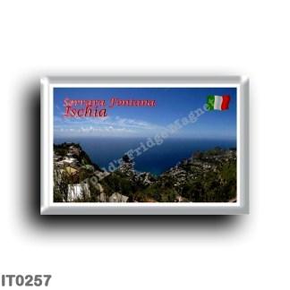 IT0257 Europe - Italy - Campania - Ischia Island - Serrara Fontana