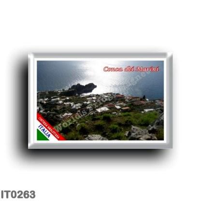 IT0263 Europe - Italy - Campania - Amalfi Coast - Conca dei Marini