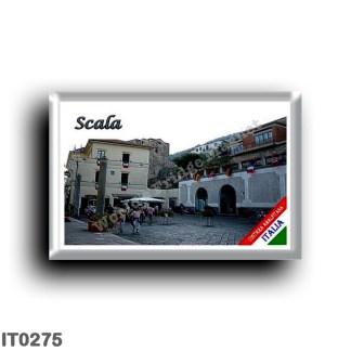 IT0275 Europe - Italy - Campania - Amalfi Coast - Scala - Piazza