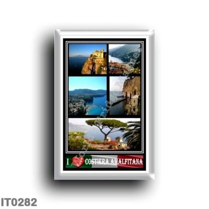 IT0282 Europe - Italy - Campania - Amalfi Coast - I Love