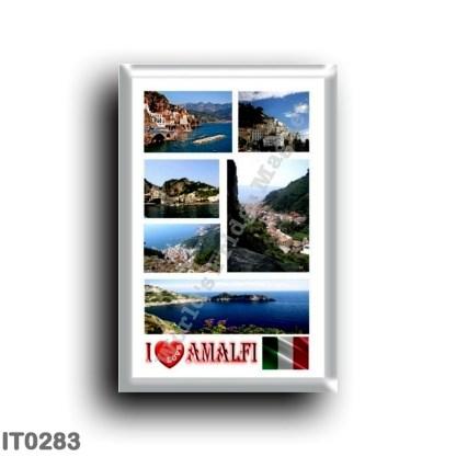 IT0283 Europe - Italy - Campania - Amalfi - I Love