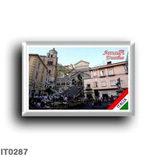 IT0287 Europe - Italy - Campania - Amalfi - Piazza del Duomo