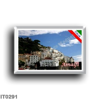 IT0291 Europe - Italy - Campania - Amalfi - Panorama