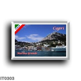 IT0303 Europe - Italy - Campania - Capri - Marina Grande