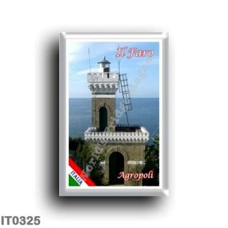IT0325 Europe - Italy - Campania - Agropoli - Il faro
