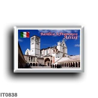 IT0838 Europe - Italy - Umbria - Assisi - Basilica San Francesco