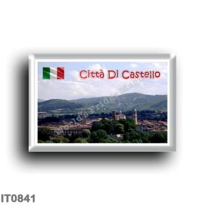 IT0841 Europe - Italy - Umbria - Citta di Castello - Panorama