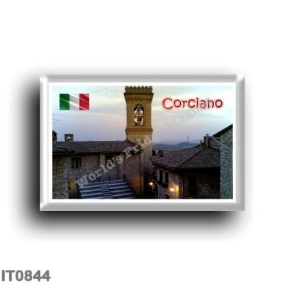 IT0844 Europe - Italy - Umbria - Corciano