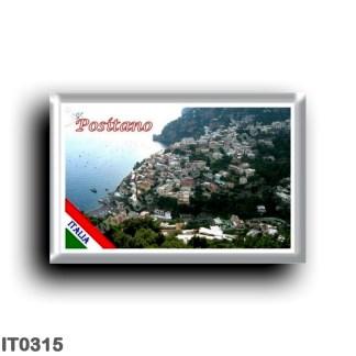IT0315 Europe - Italy - Campania - Amalfi Coast - Positano Panorama