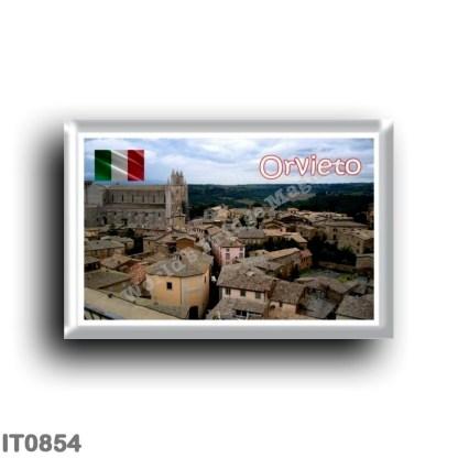 IT0854 Europe - Italy - Umbria - Orvieto