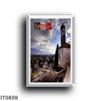 IT0859 Europe - Italy - Umbria - Spello
