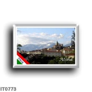 IT0773 Europe - Italy - Lazio - Atina