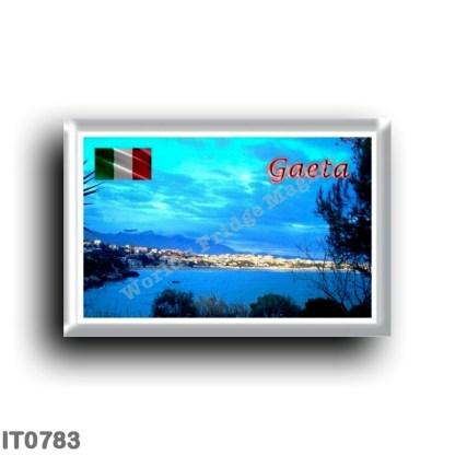 IT0783 Europe - Italy - Lazio - Gaeta - Panorama