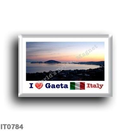 IT0784 Europe - Italy - Lazio - Gaeta - Gulf