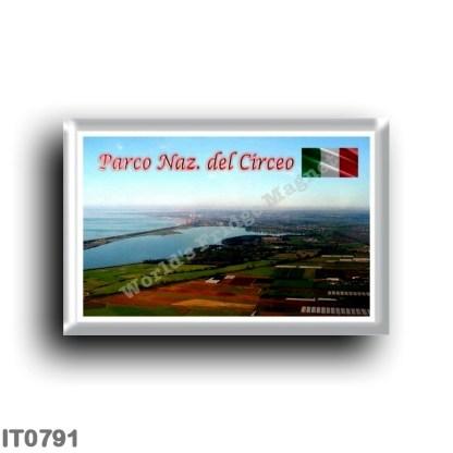 IT0791 Europe - Italy - Lazio - Circeo National Park - Coastal lakes