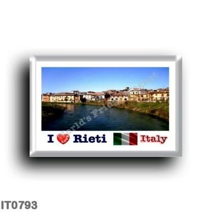 IT0793 Europe - Italy - Lazio - Rieti - Velino River