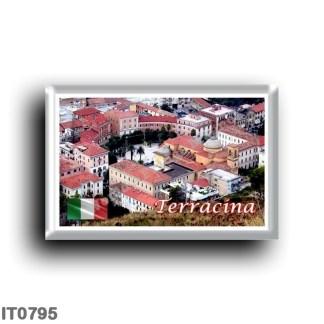 IT0795 Europe - Italy - Lazio - Terracina - Piazza Garibaldi