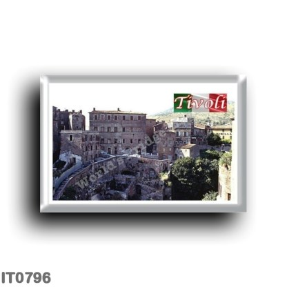 IT0796 Europe - Italy - Lazio - Tivoli - Antica