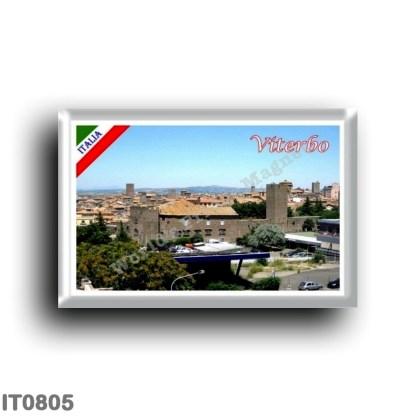 IT0805 Europe - Italy - Lazio - Panorama