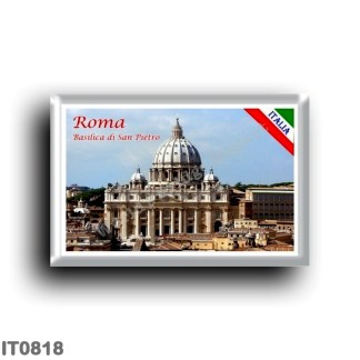 IT0818 Europe - Italy - Lazio - Rome - St. Peter's Basilica