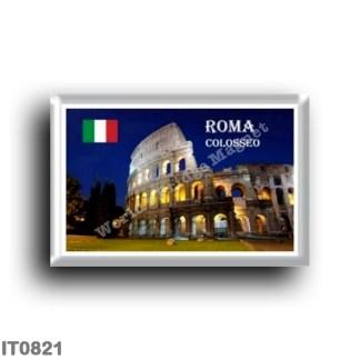 IT0821 Europe - Italy - Lazio - Rome - Colosseum