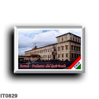 IT0829 Europe - Italy - Lazio - Rome - Palazzo del Quirinale