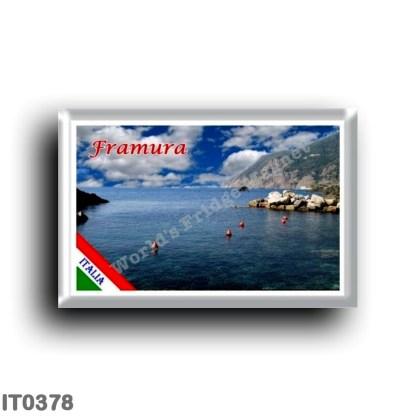 IT0378 Europe - Italy - Liguria - Framura