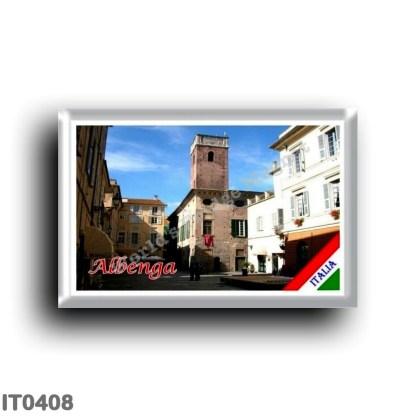 IT0408 Europe - Italy - Liguria - Albenga