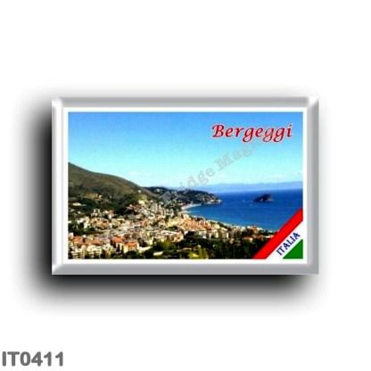 IT0411 Europe - Italy - Liguria - Bergeggi