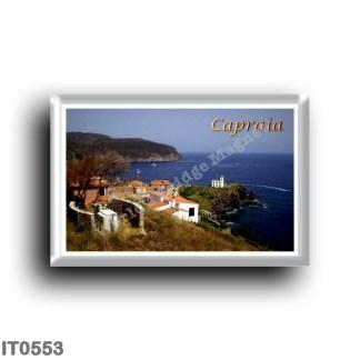 IT0553 Europe - Italy - Tuscany - Capraia - Panorama