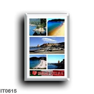 IT0615 Europe - Italy - Tuscany - Elba Island - I Love