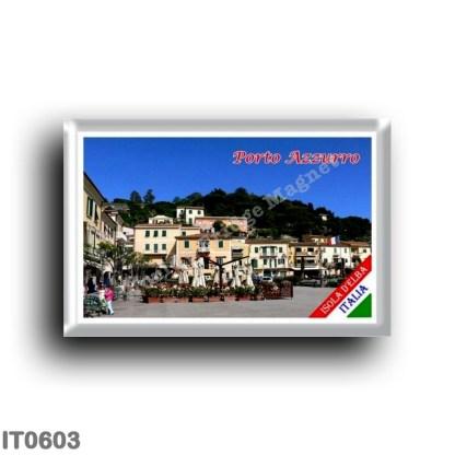 IT0603 Europe - Italy - Tuscany - Elba Island - Porto Azzurro